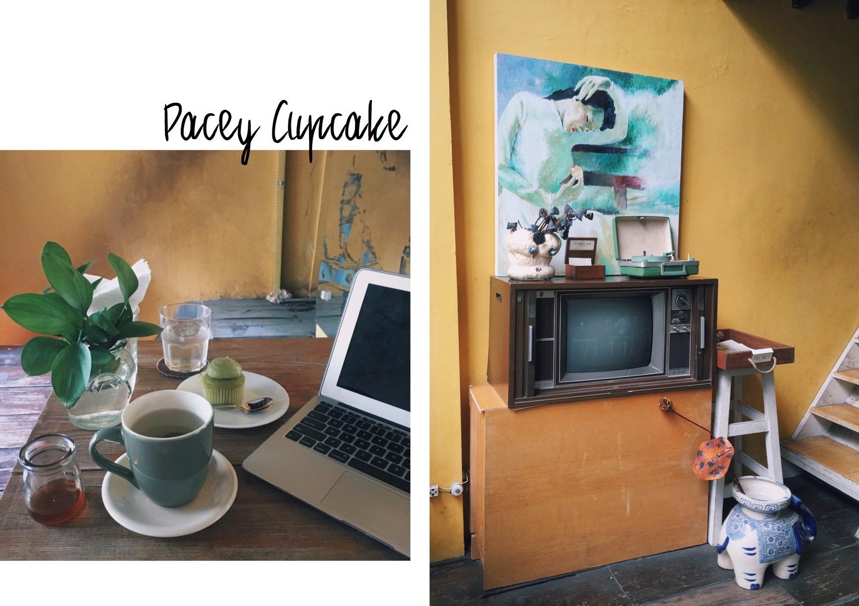 Pacey cupcake